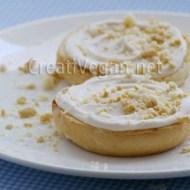 Paté de alubias y queso vegano