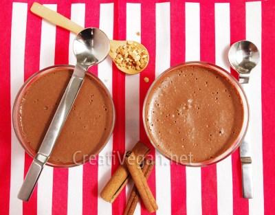 Mousse 6: mousse de chocolate