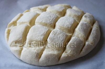 El pan en proceso