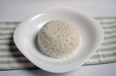 Arroz blanco para Tenshinhan