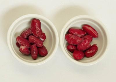 judías rojas cocidas