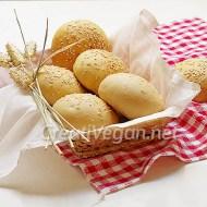 Panes de hamburguesa