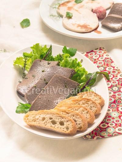 Paté de champiñón