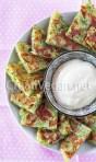 Tortitas de calabacín