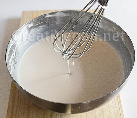 Masa para obleas de arroz para rollitos