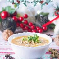 Menú navideño vegano en RTVE