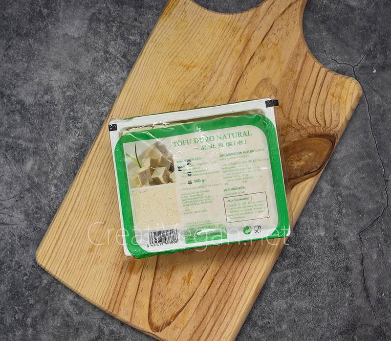 Tofu duro - CreatiVegan.net