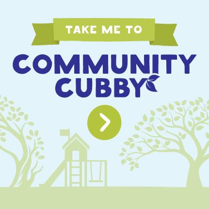 Creative Garden- Community Cubby