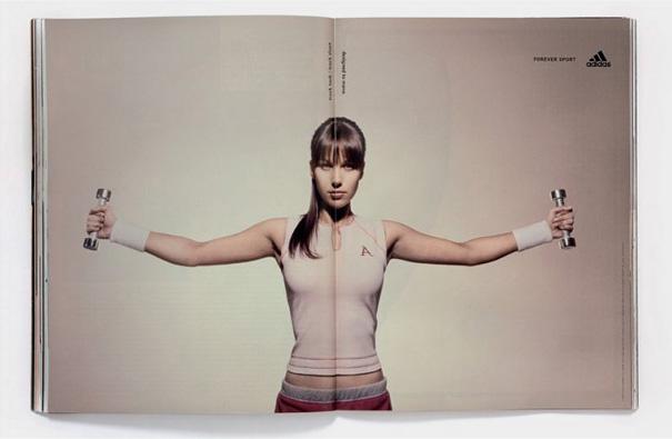 Creatividad a 2 páginas: ejemplos de las mejores publicidades en revistas (2/6)