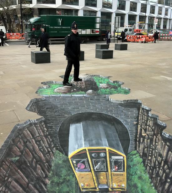 0830b4d93bf21459c9f18869221007ca 55+ Amazing 3D Street Art Guerrilla Marketing Examples Guerilla Marketing Example