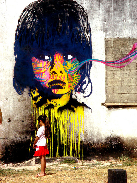 0edb83ba2bc14c67384b522301de4237 80+ Amazing Guerrilla Street Art Inspiration Examples Guerilla Marketing Example