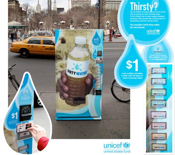 1bf28f189fc0f93e015860bfd680f01c 122 Must See Guerilla Marketing Examples Guerilla Marketing Example