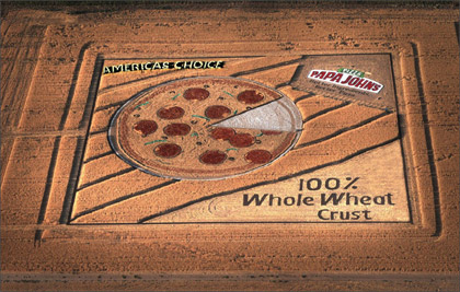 pizza what is guerilla marketing