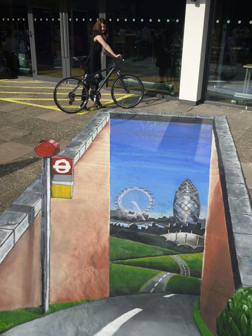 37fdcb2ffda1b10f1747a2d736d74775 55+ Amazing 3D Street Art Guerrilla Marketing Examples Guerilla Marketing Example