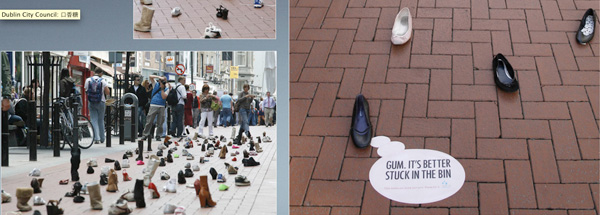 397ea584308ba1160e07109986b98776 122 Must See Guerilla Marketing Examples Guerilla Marketing Example