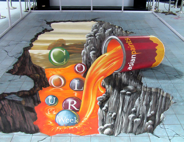 68ba90c960d168e944f1b9d88fd11b81 55+ Amazing 3D Street Art Guerrilla Marketing Examples Guerilla Marketing Example