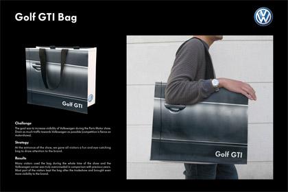 golf guerrilla marketing
