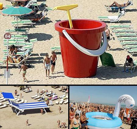 82739c1c8d68f93ec09b3165569f6738 26 Creative Ambient Advertising Examples Guerilla Marketing Example