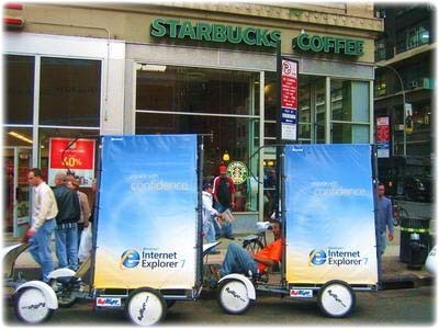 84ee288524dc786cf8a1bf553a598ceb 26 Creative Ambient Advertising Examples Guerilla Marketing Example