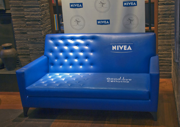 nivea gerilla marketing