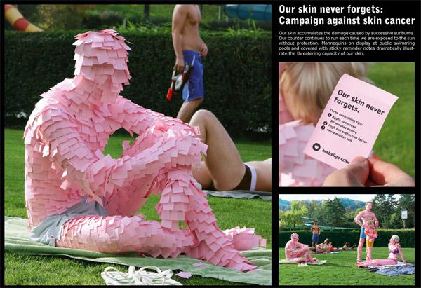 f6d3e82bf120c6e54feff4444476a932 122 Must See Guerilla Marketing Examples Guerilla Marketing Example