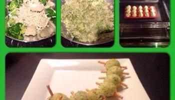 Broccoli Cauliflower Nuggets – Creative Healthy Family