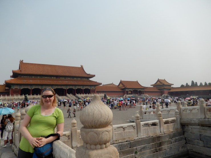 Solo Female Traveler in Beijing