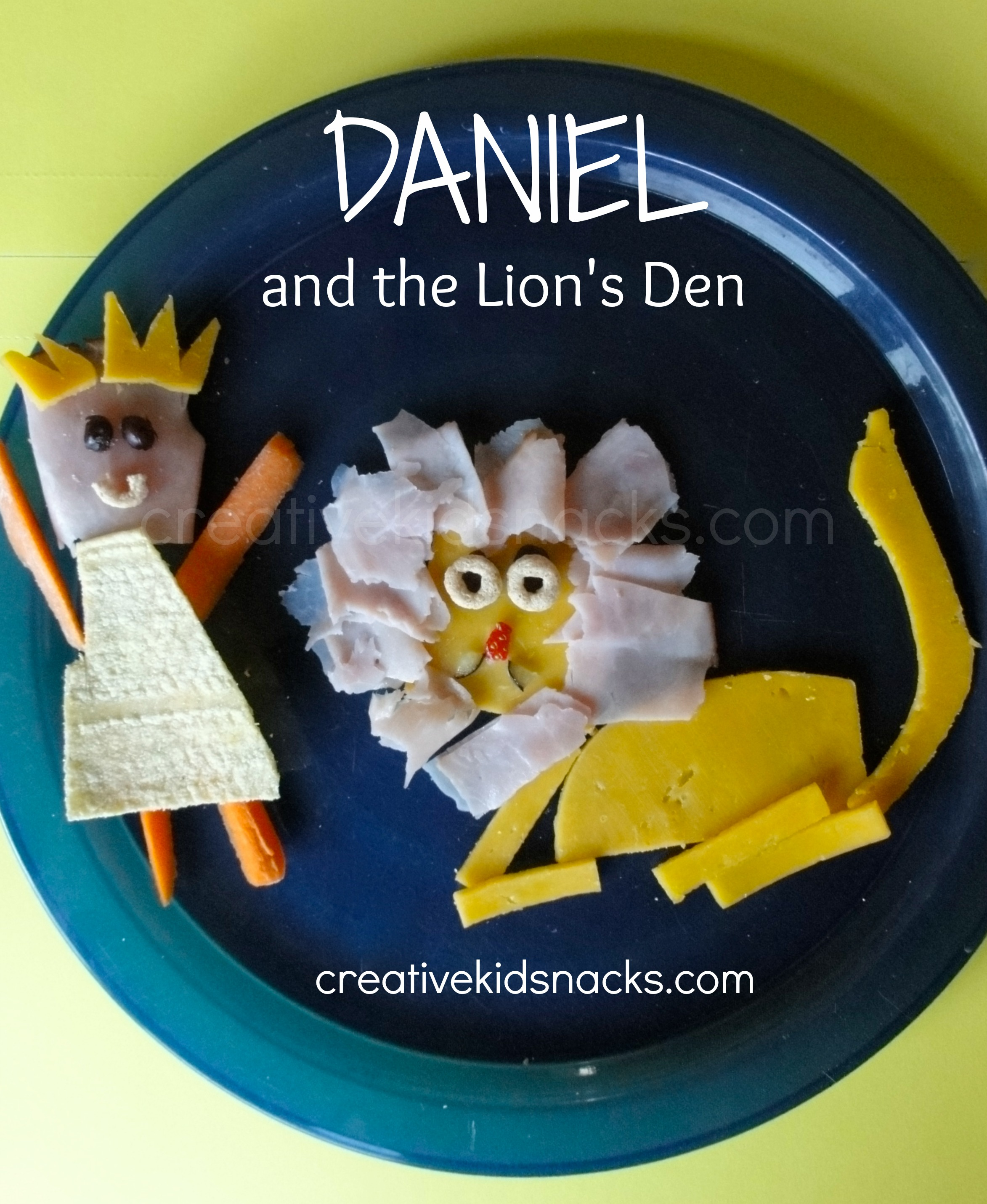 Daniel And The Lions Den