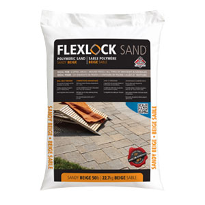 Flexlock Ultra stabilizer sand, by Alliance, recommended by our Creative Landscape Depot team!