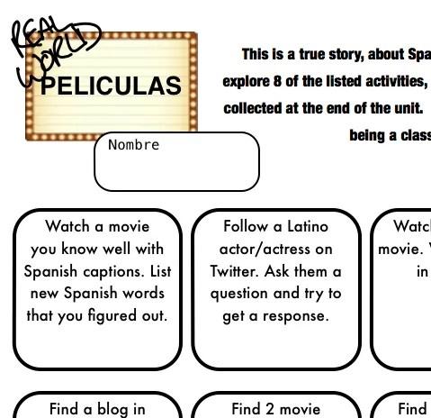 Legitimate homework