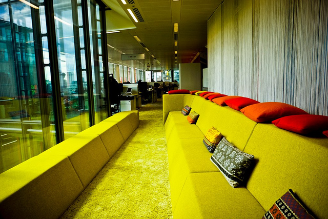 google office in london. Credits: Martinvars Google Office In London O