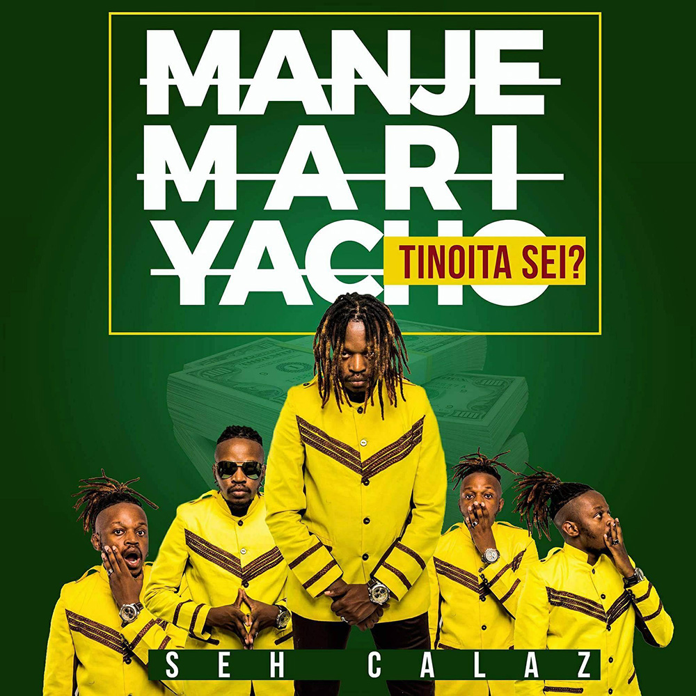 [DOWNLOAD] Seh Calaz – Mari Yacho Tinoita Sei Full Album -  November 2017