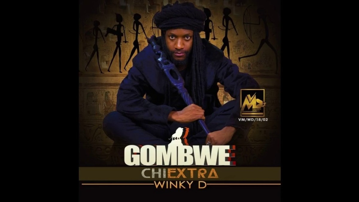 [DOWNLOAD] Winky D – Gombwe Album – January 2018