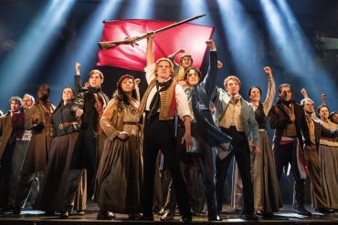 LES MISÉRABLES visits The Paramount Theatre