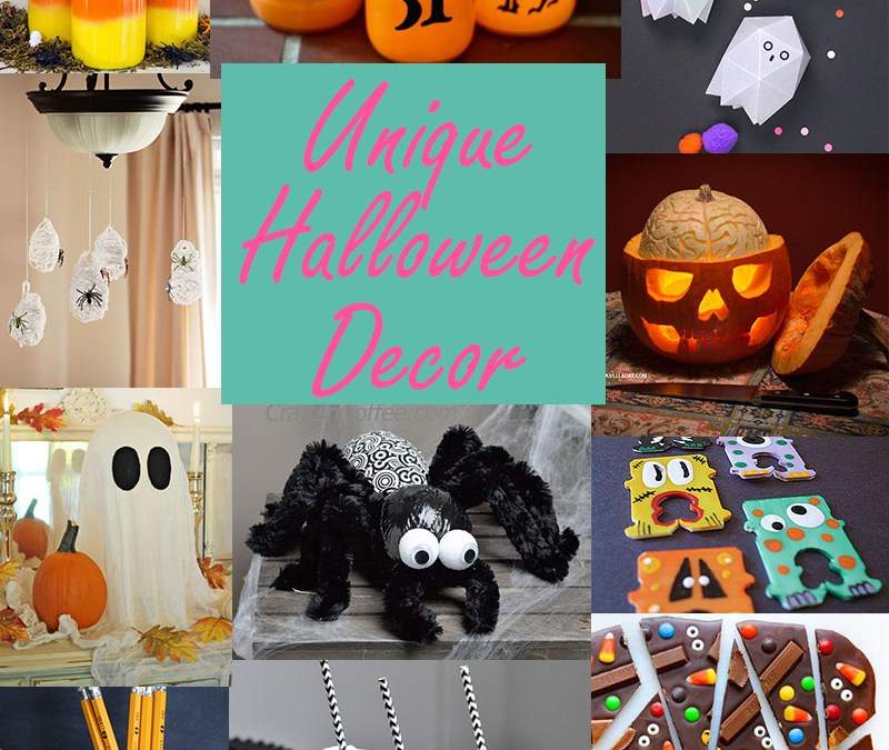 11 Unique Halloween Craft Ideas