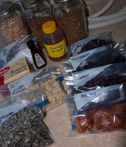 homemade-granola-bars-ingredients