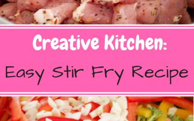 Easy Stir Fry Recipe ANYONE can Make!