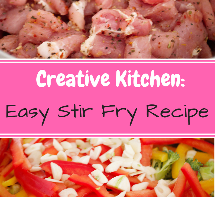 Easy Stir Fry Recipe ANYONE can Make!