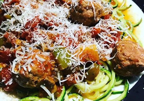 Ground Turkey Meatballs Recipe