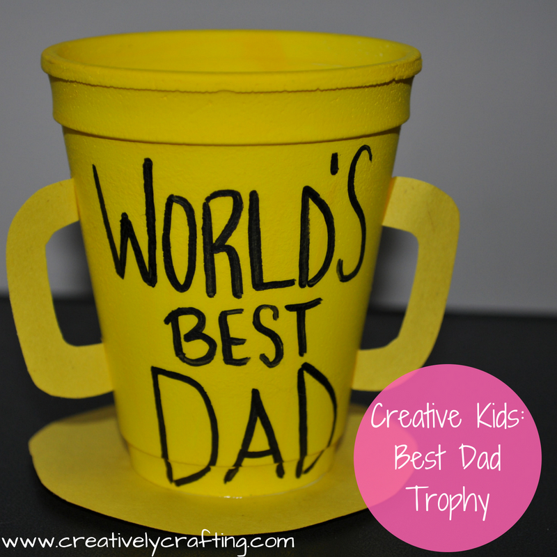 Fathers Day Crafts for Toddlers