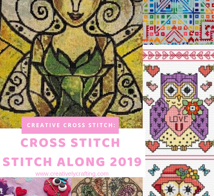 Cross Stitch Stitch Along 2019