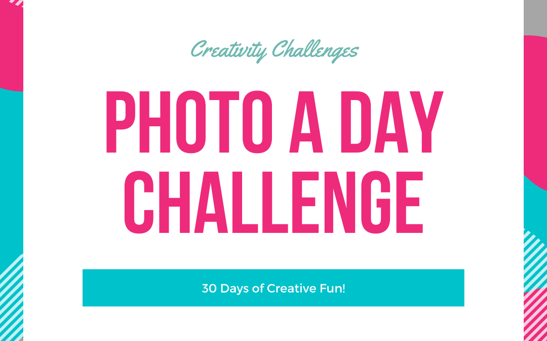 Photo A Day Photography Challenge