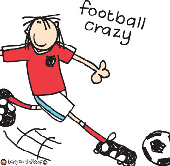 Image result for football crazy