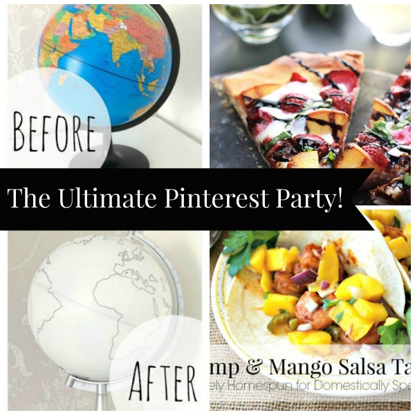 The Ultimate Pinterest Party, Week 110