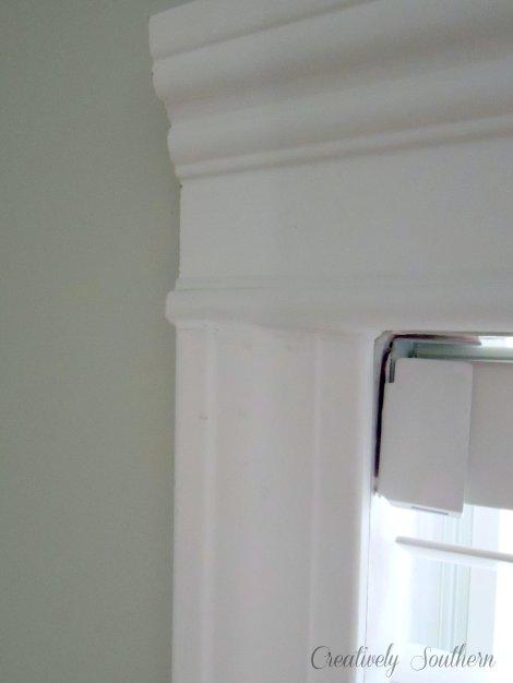 window casing