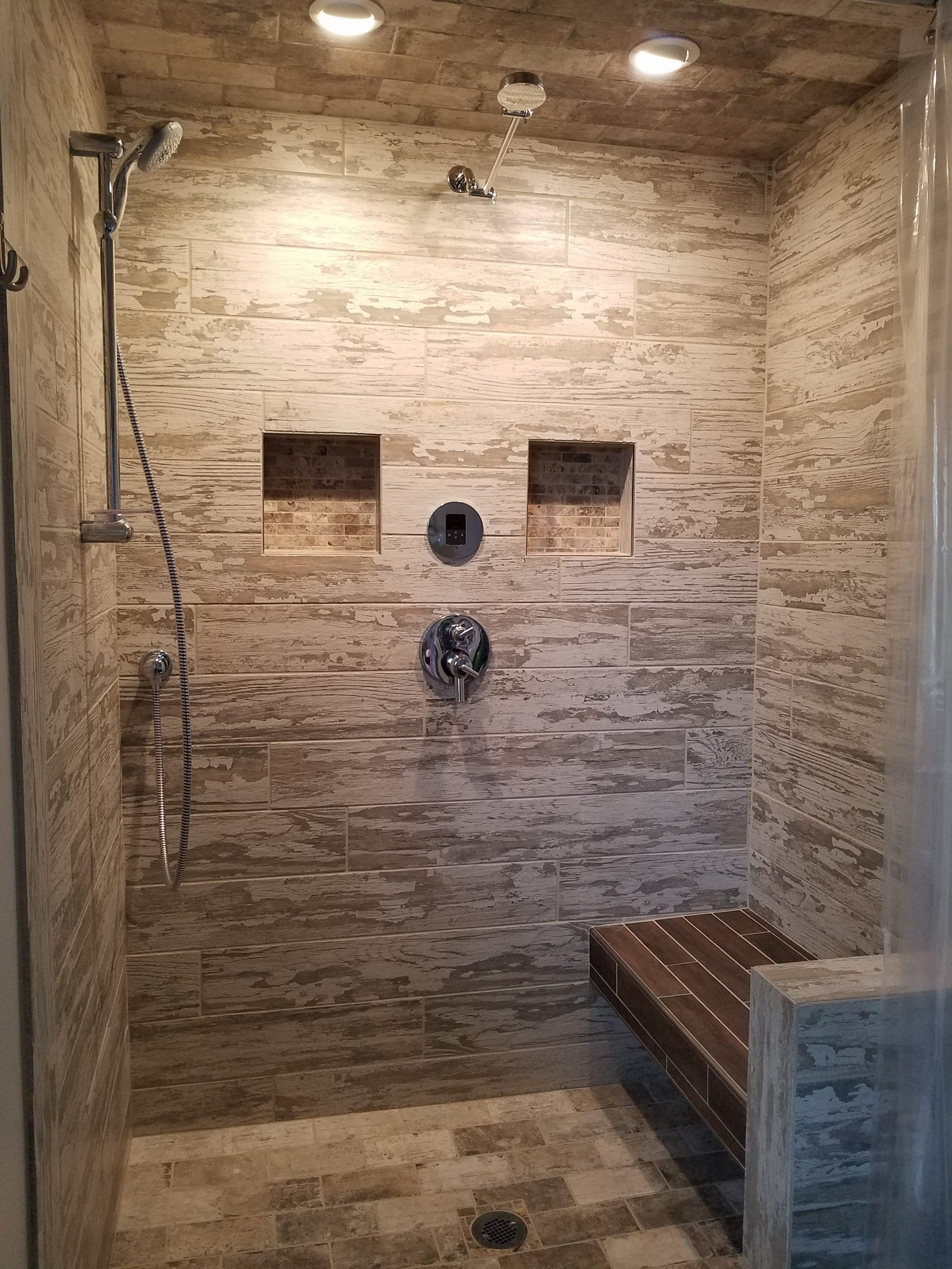 is an in home steam shower worth the