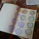 Stampile cu flori
