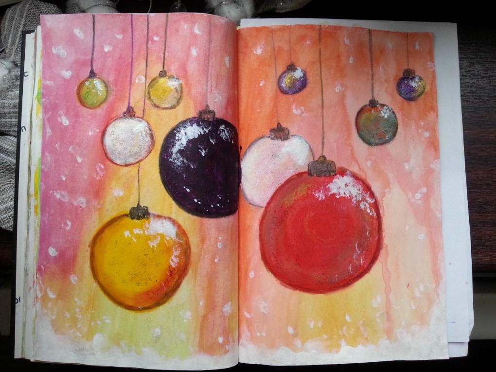 globulete de Craciun by Cristina Parus @ creativemag.ro