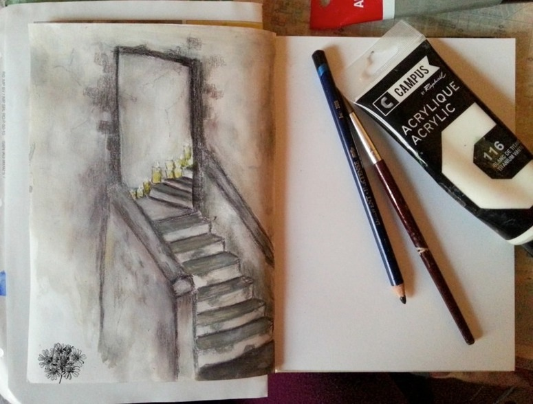 Doors and gates by Cristina Parus @ creativemag.ro