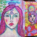 Old drawings – new pages